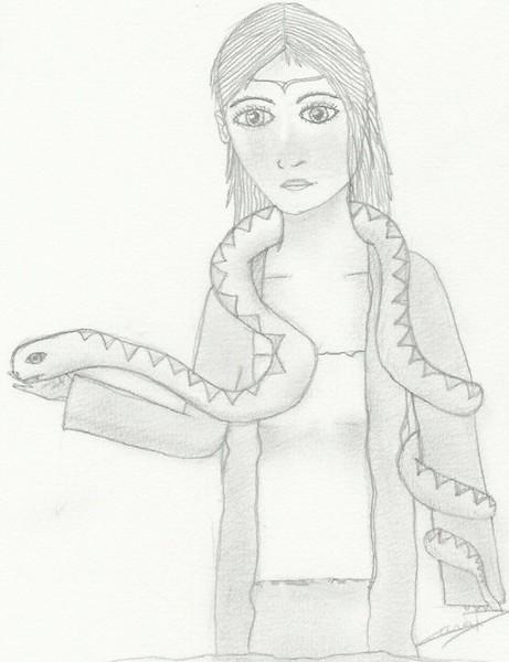 Snakeish