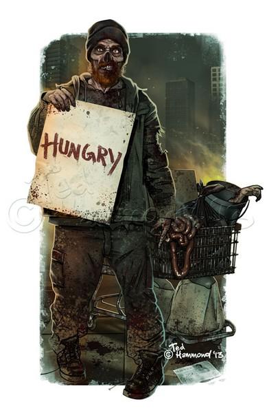 Homeless Zombie
