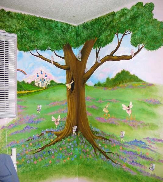 Stephanie's Mural