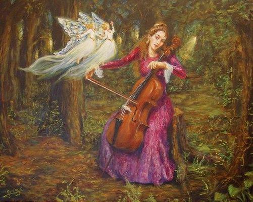 Violonsorcelle (CelloSpell)