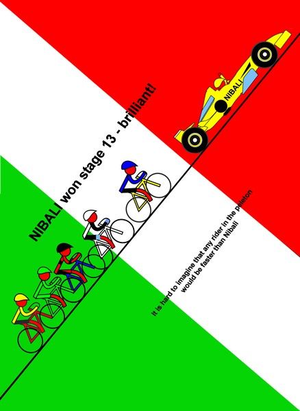 tour de france 2014 stage 13 nibali brilliant