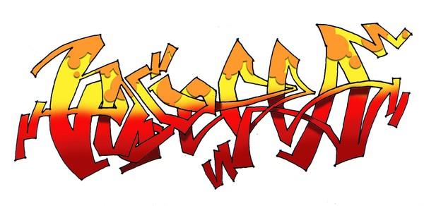 Vendetta Grafitti Style