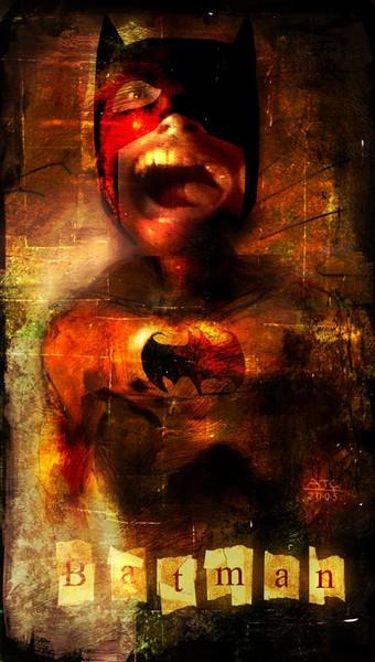 Batman:2nd Chances Poster