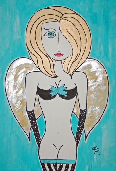 ANGEL IN TIFFANY & CO.