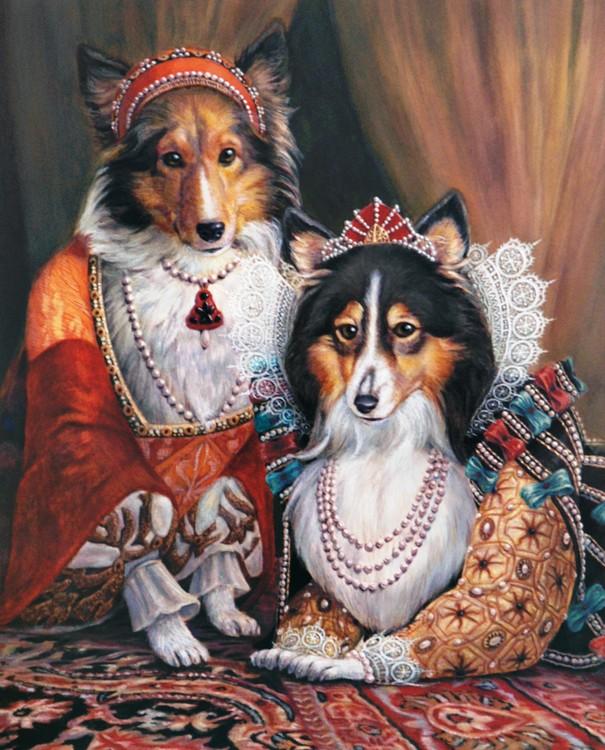 Their Royal Highnesses