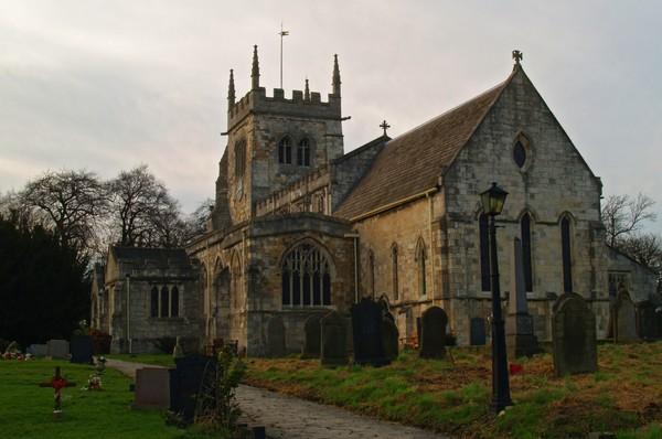 All Saints, Sherburn-in-Elmet