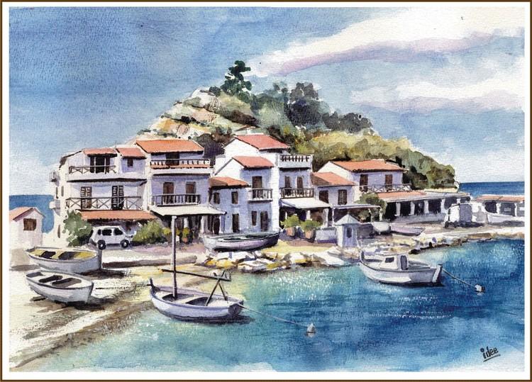 Greek peninsula