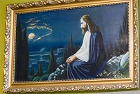 Help with Painting Identification - Christ on Mount Olive
