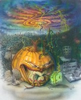 THEME: Halloween Artwork