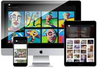 Introducing New Premium Artist Websites!