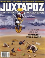 Any Robert Williams Fans? if so pick up this magazine