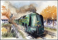 New Art group: Railways
