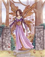 critique on my fairy artwork  :)