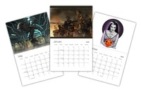 Create and Sell Your Own 2018 Wall Calendars!