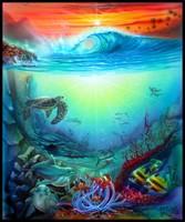 THEME: Underwater Art