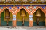 Old Prayer Wheels
