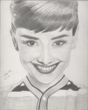 Audrey's smile