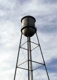 Little Elm Water Tower 1