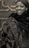 Young Woman, Casablanca