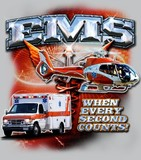 EMS--WHEN EVERY SECOND COUNTS