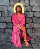 The Scourged Christ