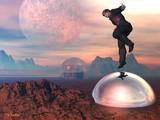 Dancing in Gravity