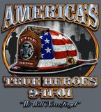 AMERICA'S TRUE HEROES