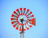 Highlands Ranch Windmill Zoomed