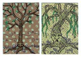 Elm & Willow ATCs