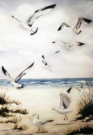 Just Us Gulls