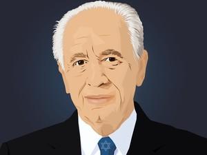 RIP-Shimon Peres, 1923-2016