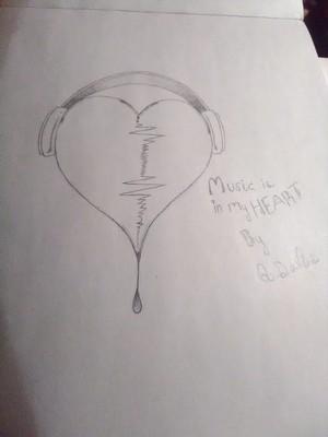 Music is in my Heart