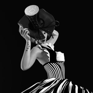 Corset Hat Lady