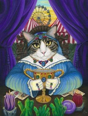 Madame Zoe Teller of Fortunes