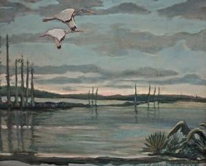 Everglades Sunset 2