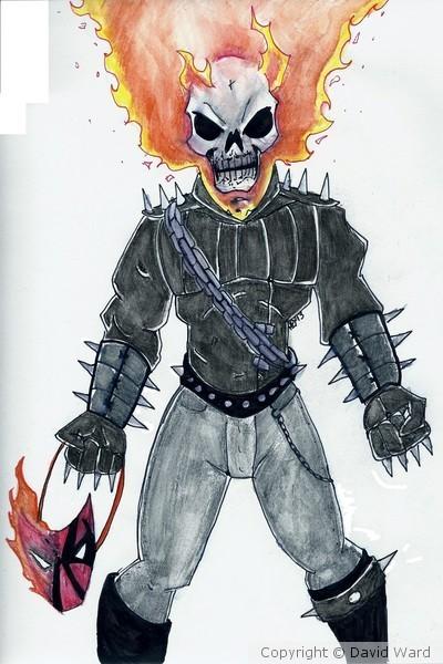Ghost Rider 019