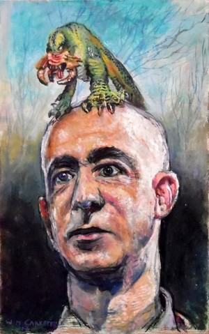 Jeff Bezos and parasite