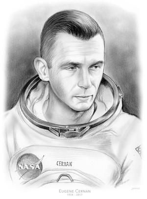 Gene Cernan - Apollo Astronaut