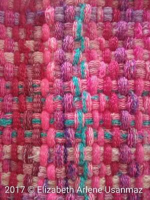 Pink Fibers
