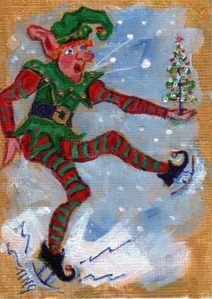 Elf's Christmas Tree