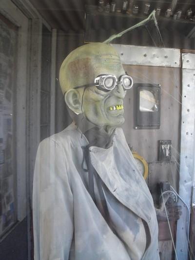 Professor Glass