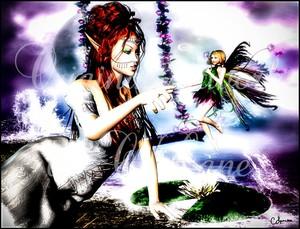 elf and fairy wm