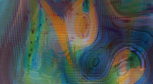Abstract composition 560
