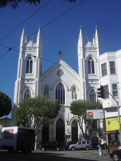 San Francisco Churches