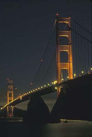 Golden Gate Lights