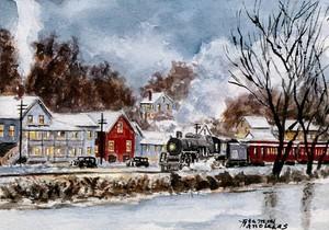 Whitefield New, Hampshire ca. 1946