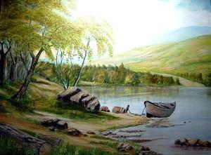 Scottish Loch re-visited