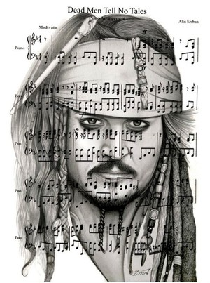 #JackSparrow #JohnnyDepp #CaptainJackSparrow