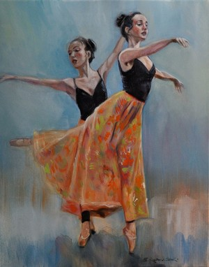 Ballet Untitled