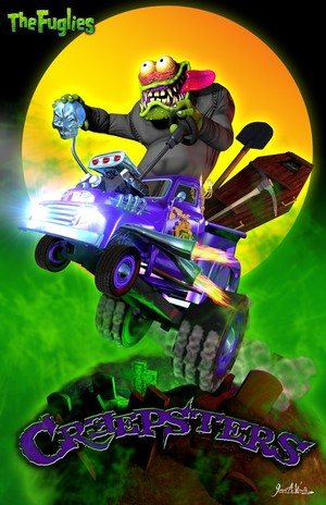 The Creepsters: Grave Digger